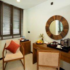 The Somerset Hotel 4* Улучшенный номер с различными типами кроватей фото 47