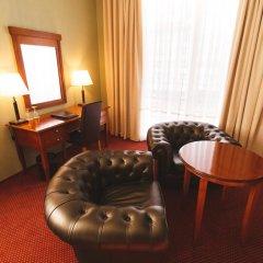 Бизнес Отель Евразия 4* Представительский люкс разные типы кроватей фото 4