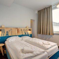 Отель MEININGER Hotel Hamburg City Center Германия, Гамбург - отзывы, цены и фото номеров - забронировать отель MEININGER Hotel Hamburg City Center онлайн комната для гостей фото 4