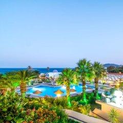 Отель Pegasos Beach бассейн фото 3
