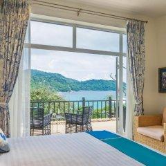 Отель Villa Amanzi Таиланд, пляж Ката - отзывы, цены и фото номеров - забронировать отель Villa Amanzi онлайн комната для гостей фото 3