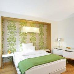 Отель NH Frankfurt Messe 4* Стандартный номер с различными типами кроватей фото 6