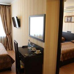 Гостиница СеверСити 3* Стандартный семейный номер с различными типами кроватей фото 6