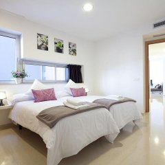 Отель Charmsuites Nou Rambla Апартаменты с 2 отдельными кроватями фото 12