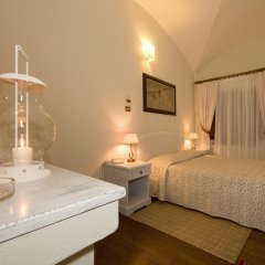 Отель Tenuta Decimo - Villa Dini Италия, Сан-Джиминьяно - отзывы, цены и фото номеров - забронировать отель Tenuta Decimo - Villa Dini онлайн комната для гостей фото 5
