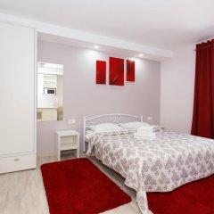 Бассейная Апарт Отель Стандартный номер с двуспальной кроватью фото 33