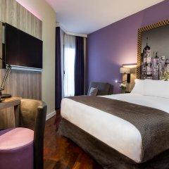 Leonardo Hotel Madrid City Center 3* Номер Комфорт с различными типами кроватей фото 4