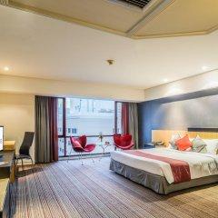 Отель BelAire Bangkok 4* Номер Делюкс фото 3