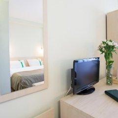 Президент Отель 4* Улучшенный номер с различными типами кроватей фото 8
