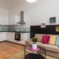 Апартаменты Comfortable Prague Apartments Улучшенные апартаменты с различными типами кроватей фото 6