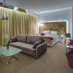 Гостиница Panorama De Luxe 5* Полулюкс разные типы кроватей фото 10