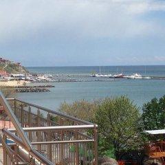 Отель Neptun Болгария, Свети Влас - отзывы, цены и фото номеров - забронировать отель Neptun онлайн пляж фото 2