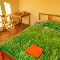 Хостел Вельвет Стандартный номер с двуспальной кроватью фото 6