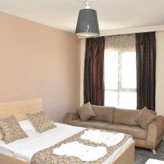 Отель Fix Class Konaklama Ozyurtlar Residance Студия с различными типами кроватей фото 4