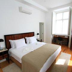 Lisboa Prata Boutique Hotel 3* Стандартный номер с различными типами кроватей фото 5