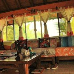 Отель Bungalows Tree Tops Мексика, Коакоюл - отзывы, цены и фото номеров - забронировать отель Bungalows Tree Tops онлайн интерьер отеля фото 2