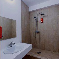 Мини-Отель Global Sky Стандартный номер с различными типами кроватей фото 30