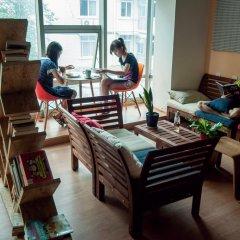 Freeguys Hostel Кровать в общем номере с двухъярусной кроватью фото 6
