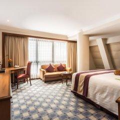 Boulevard Hotel Bangkok 4* Семейный полулюкс с разными типами кроватей фото 7