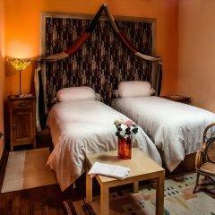 Отель Al Chiaro Di Luna Солофра в номере