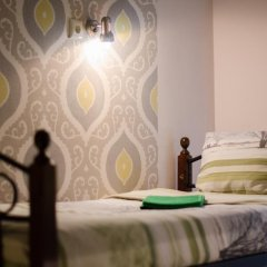 Хостел Trinity & Tours Кровать в женском общем номере с двухъярусной кроватью фото 16