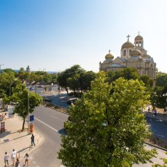 Отель Boutique Splendid Hotel Болгария, Варна - 3 отзыва об отеле, цены и фото номеров - забронировать отель Boutique Splendid Hotel онлайн балкон