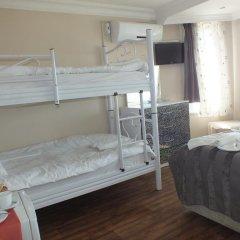 Seatanbul Guest House and Hotel Стандартный семейный номер с двуспальной кроватью фото 18