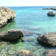 Отель Residence Arenella Аренелла пляж фото 2