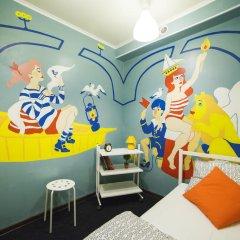 Art Hostel Contrast Стандартный номер с различными типами кроватей фото 2