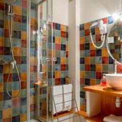 Отель Hôtel Côté Patio 3* Стандартный номер с двуспальной кроватью фото 9