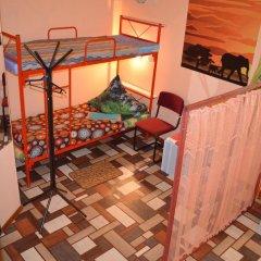 Stop-Hostel Кровать в мужском общем номере с двухъярусной кроватью фото 2