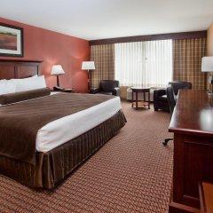 Отель Crowne Plaza Cleveland South-Independence 3* Стандартный номер с различными типами кроватей фото 2