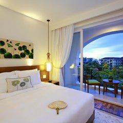 Lasenta Boutique Hotel Hoian 4* Улучшенный номер с различными типами кроватей фото 3