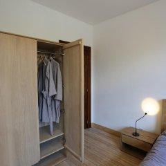 Отель Bed and breakfast Le fourchu fossé сейф в номере