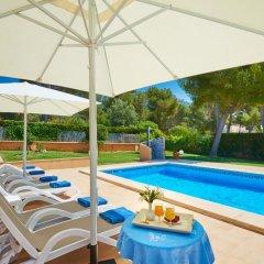 Отель Cas Menescal Испания, Коста-де-лос-Пинос - отзывы, цены и фото номеров - забронировать отель Cas Menescal онлайн бассейн фото 2