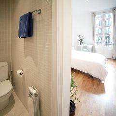 Отель Exe Plaza Catalunya Барселона ванная
