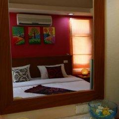Отель Phalarn Inn Resort 2* Бунгало с различными типами кроватей фото 14