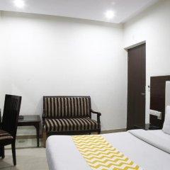 Отель FabHotel Mohan International Paharganj 3* Номер Делюкс с различными типами кроватей фото 2