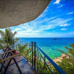 Отель Jamahkiri Resort & Spa балкон фото 3