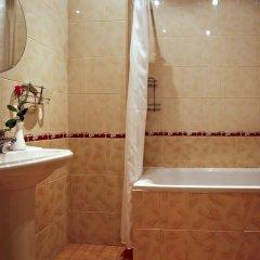 Гостиница Центральная ванная фото 7