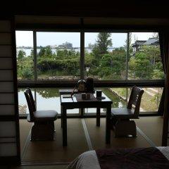 Отель Kosenkaku Yojokan Мисаса балкон
