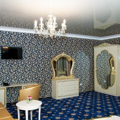 Гостиница La Belle Restoranno-Gostinichny Complex Номер Делюкс разные типы кроватей фото 9