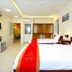 Отель Champa Hoi An Villas 3* Стандартный семейный номер с двуспальной кроватью фото 5