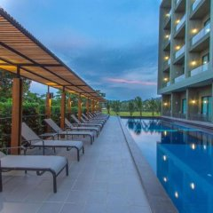Отель Marina Express-AVIATOR-Phuket Airport бассейн фото 3