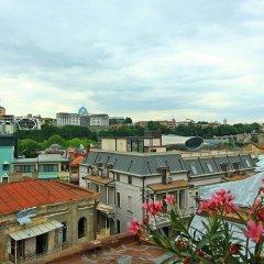 Отель Babilina балкон