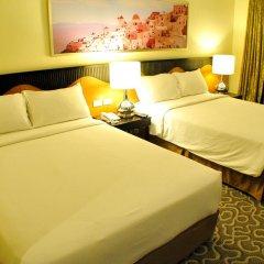 Hotel Elizabeth Cebu 3* Номер Делюкс с 2 отдельными кроватями фото 7