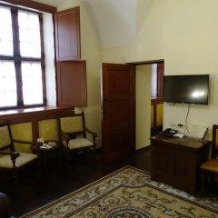 Гостиница Монастырcкий 3* Люкс разные типы кроватей