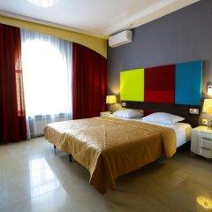 Гостиница Янина 2* Стандартный номер с различными типами кроватей фото 4