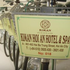 Kiman Hotel городской автобус