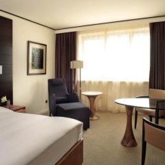 Гостиница Хаятт Ридженси Киев 5* Представительский люкс с различными типами кроватей фото 3